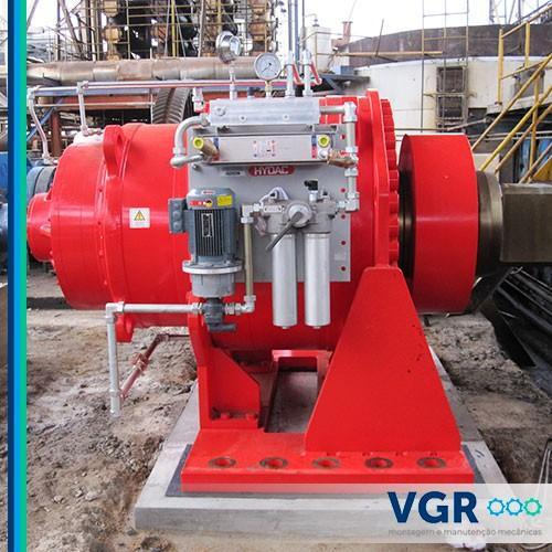 Montagem industrial Alagoas