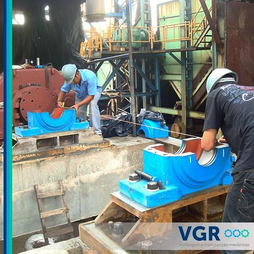 Montagem industrial Minas Gerais